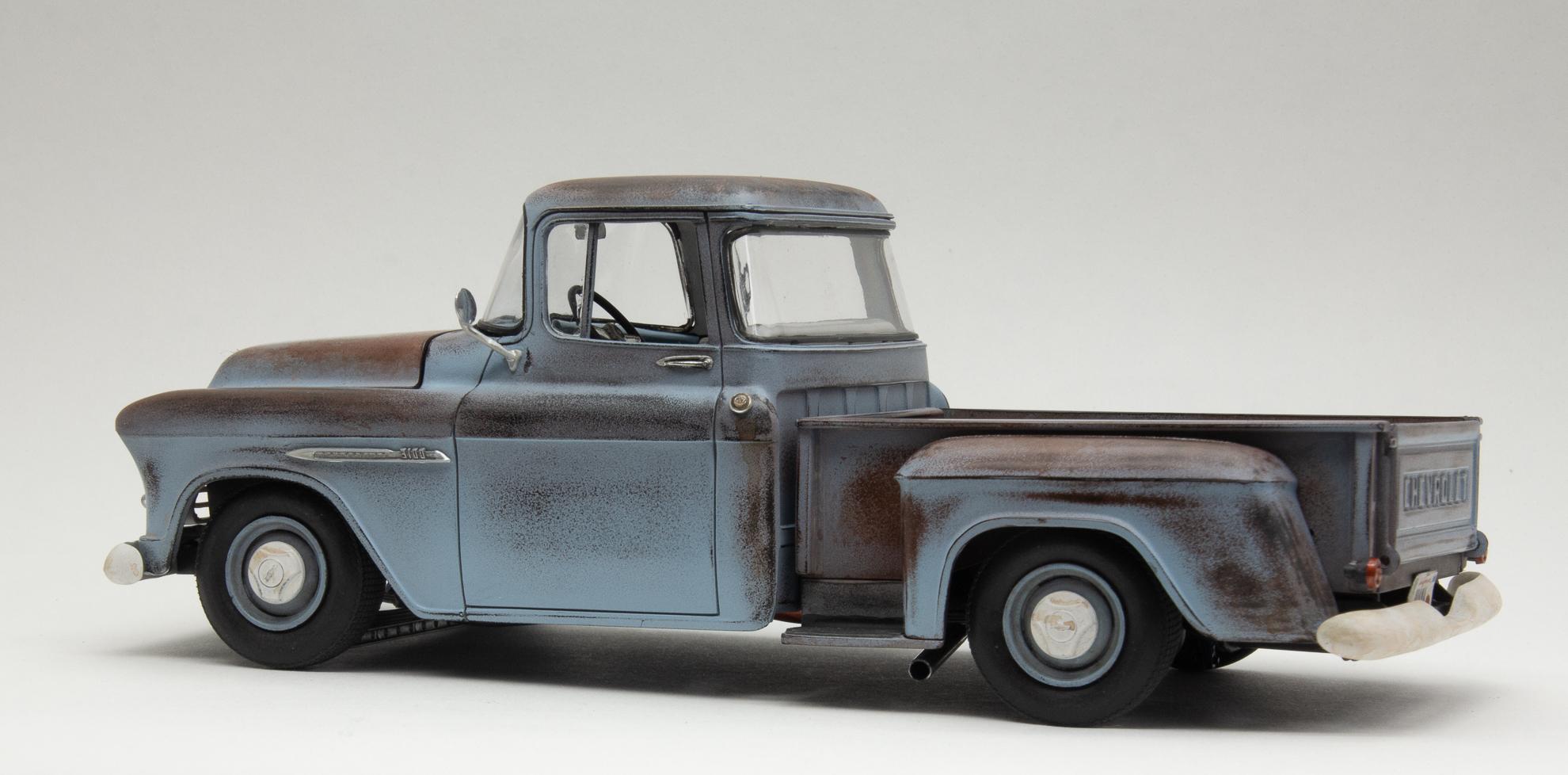 55 Chev Pickup Juana 3