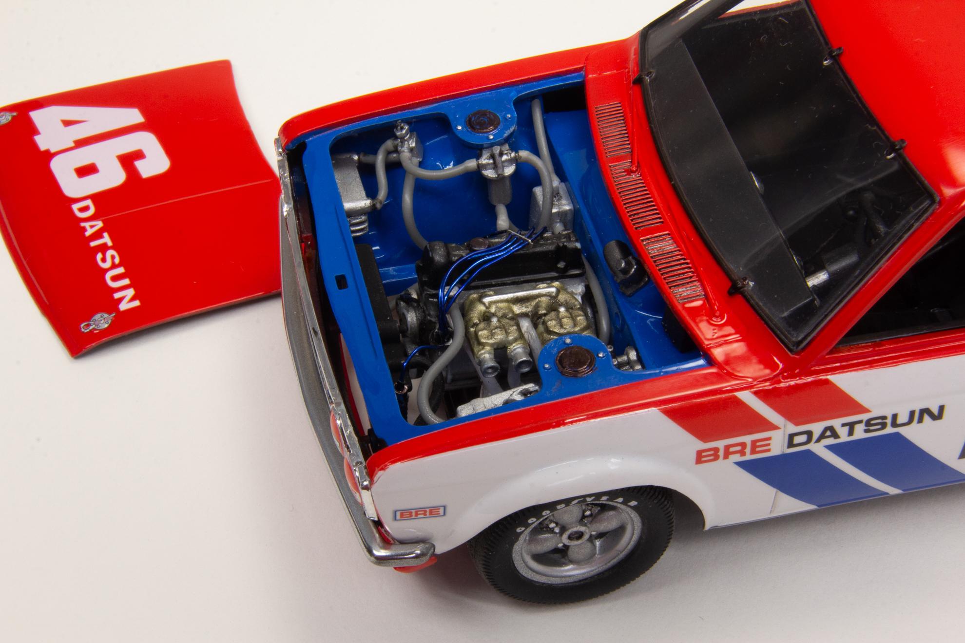 BRE Datsun 510   #8483