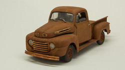 50 Ford Pickup  #9032
