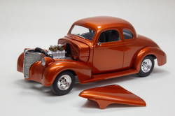 39 Chev Coupe  #8446