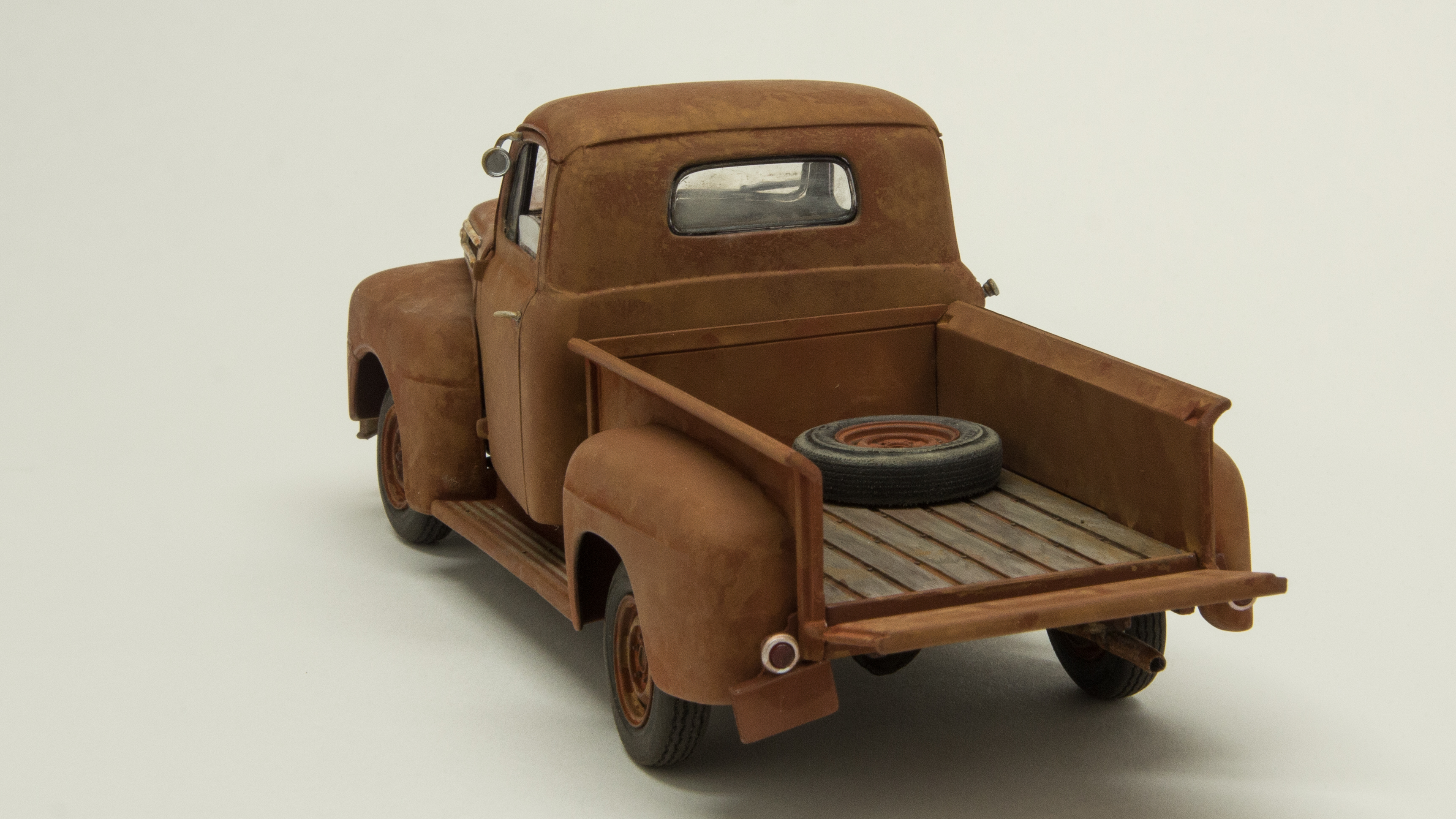 50 Ford Pickup  #9035