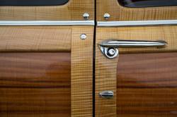 Woody Wagon detail