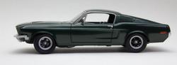 68 Bullitt Mustang   #8753