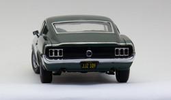 68 Bullitt Mustang   #8777