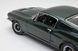 68 Bullitt Mustang   #8764