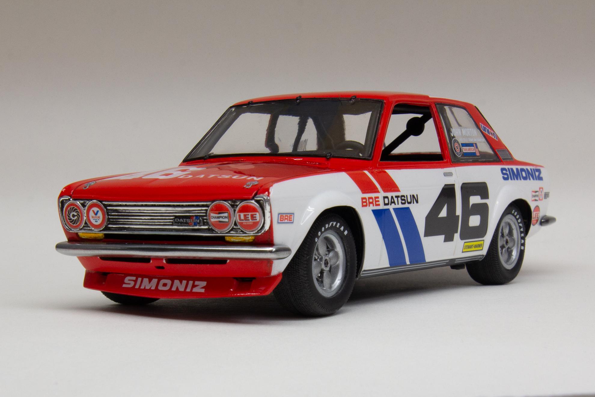 BRE Datsun 510   #8497