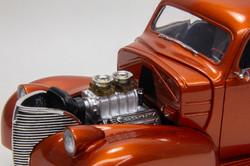 39 Chev Coupe  #8451