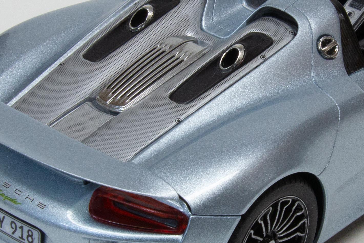 Porsche 918   #8396