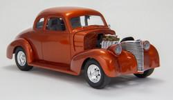 39 Chev Coupe  #8522