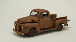 50 Ford Pickup  #9031