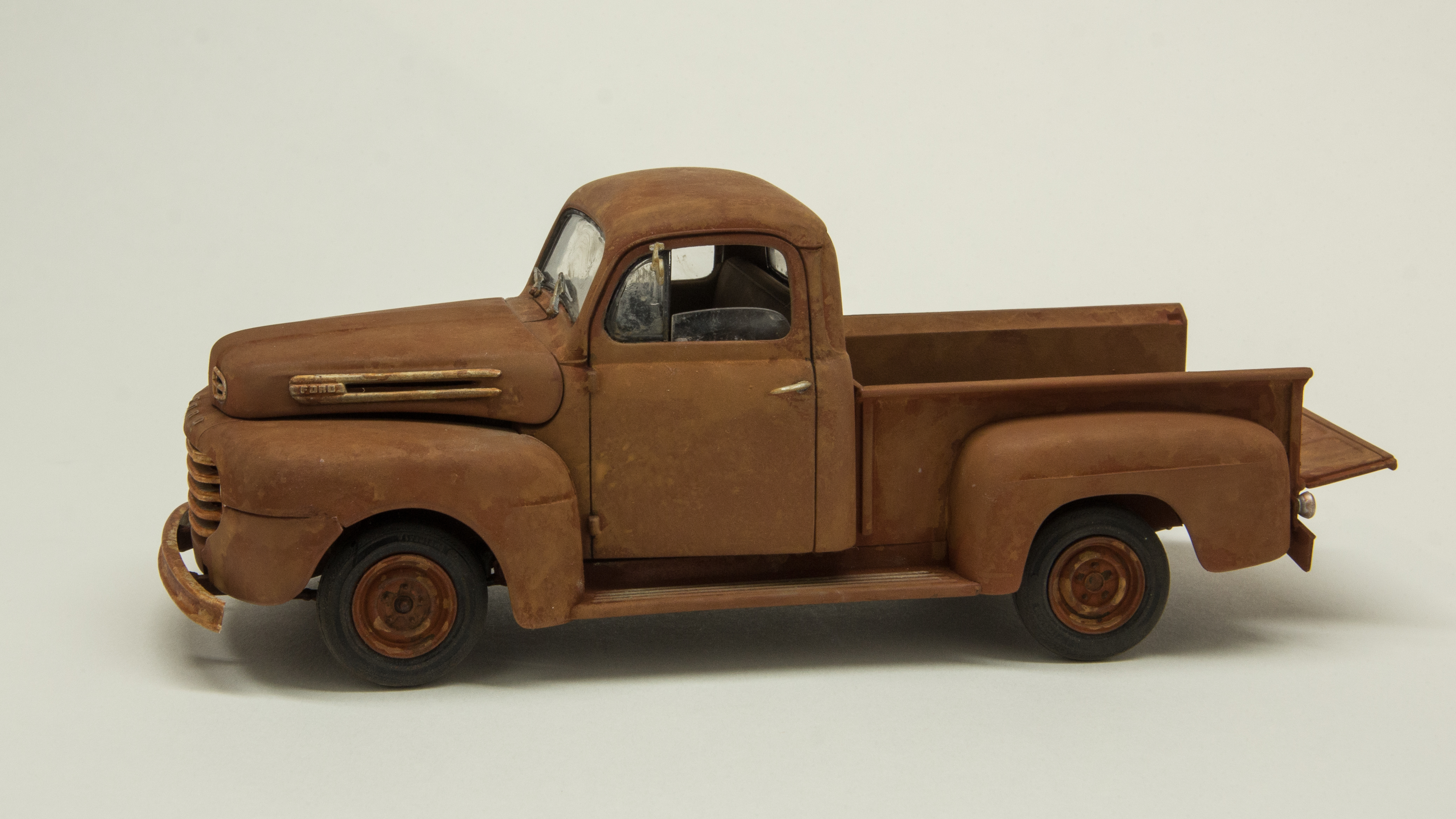 50 Ford Pickup  #9036