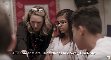 Onslow County School Microsoft Education