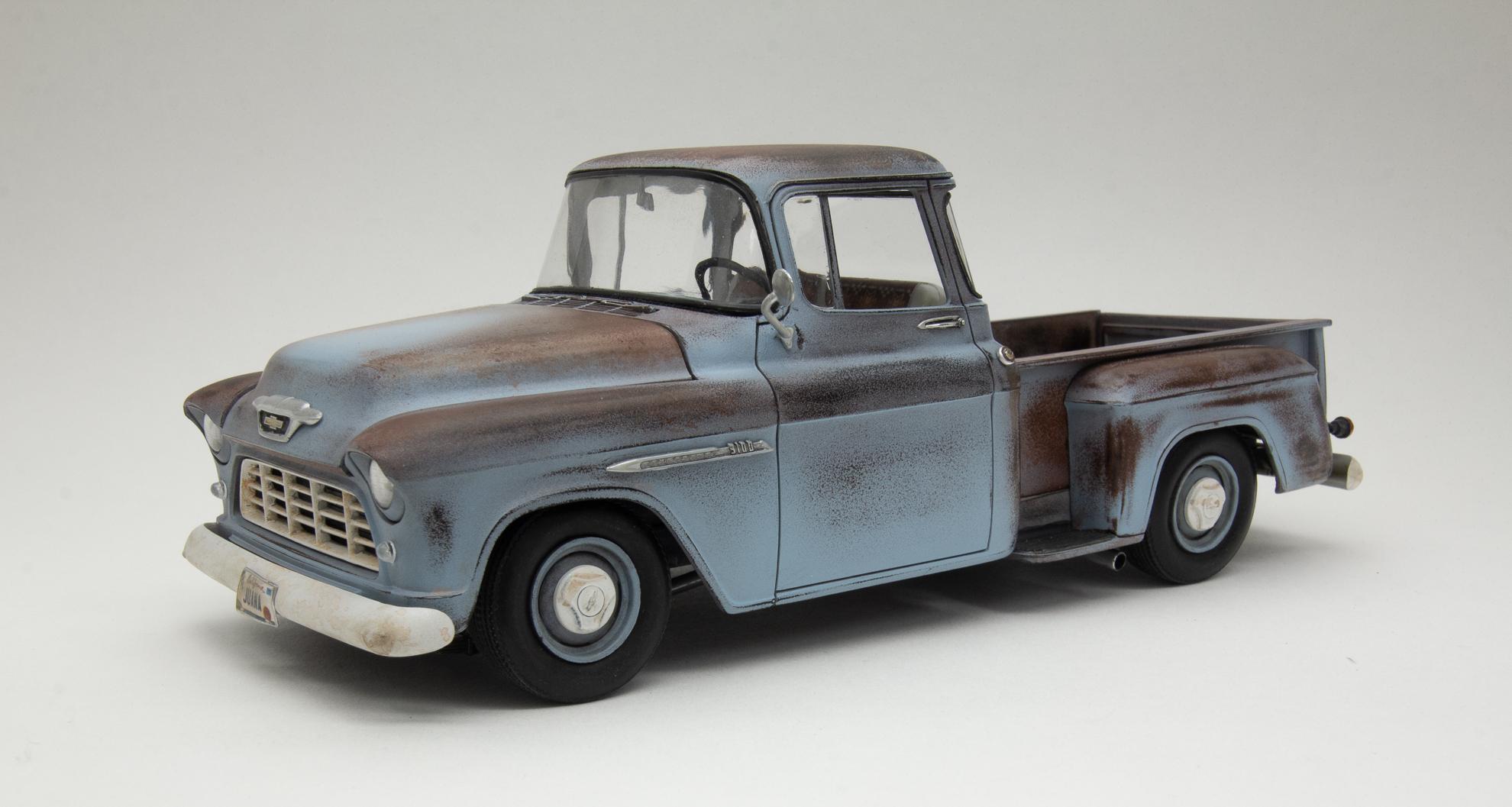 55 Chev Pickup Juana 5