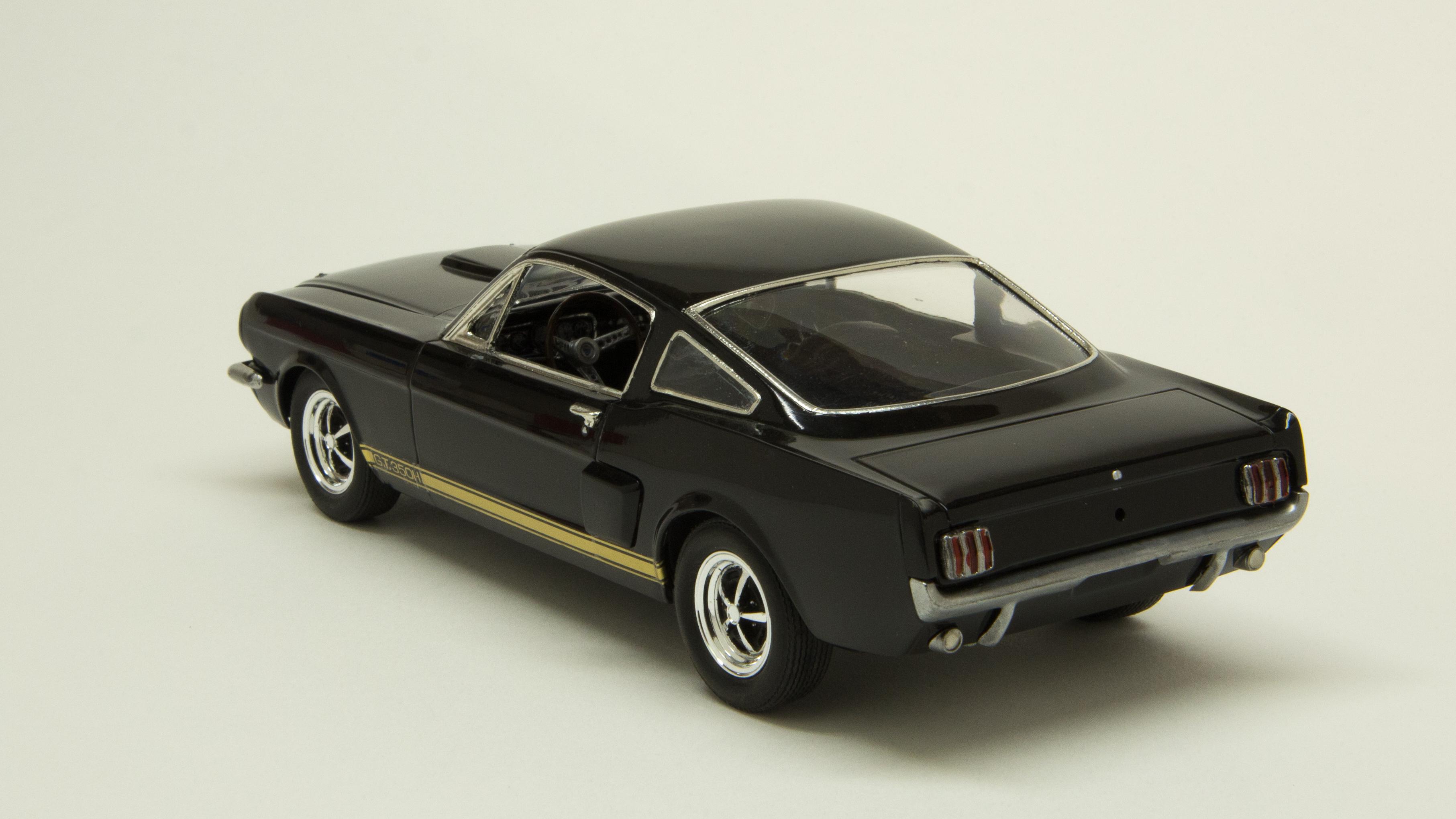 65 GT350-H Mustang #9029