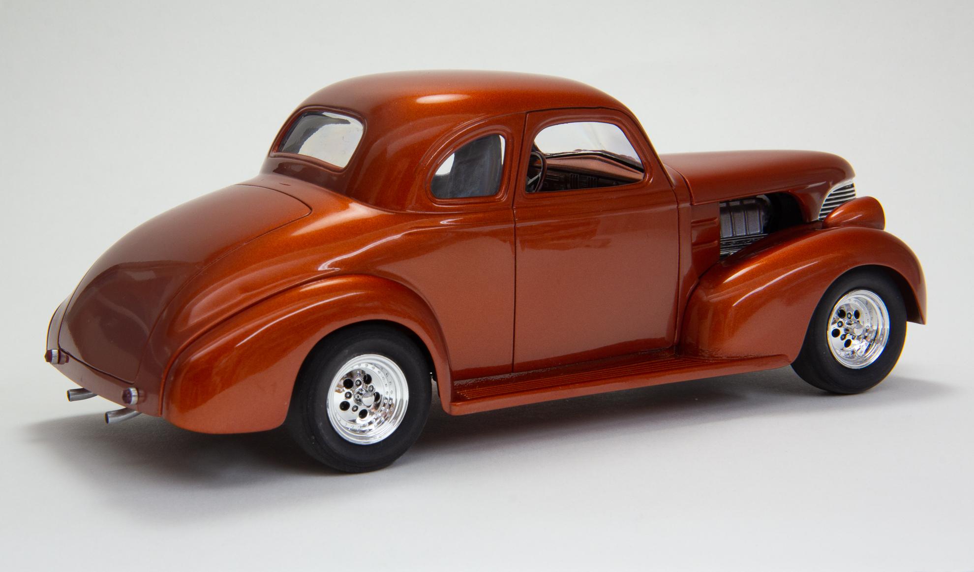 39 Chev Coupe  #8518