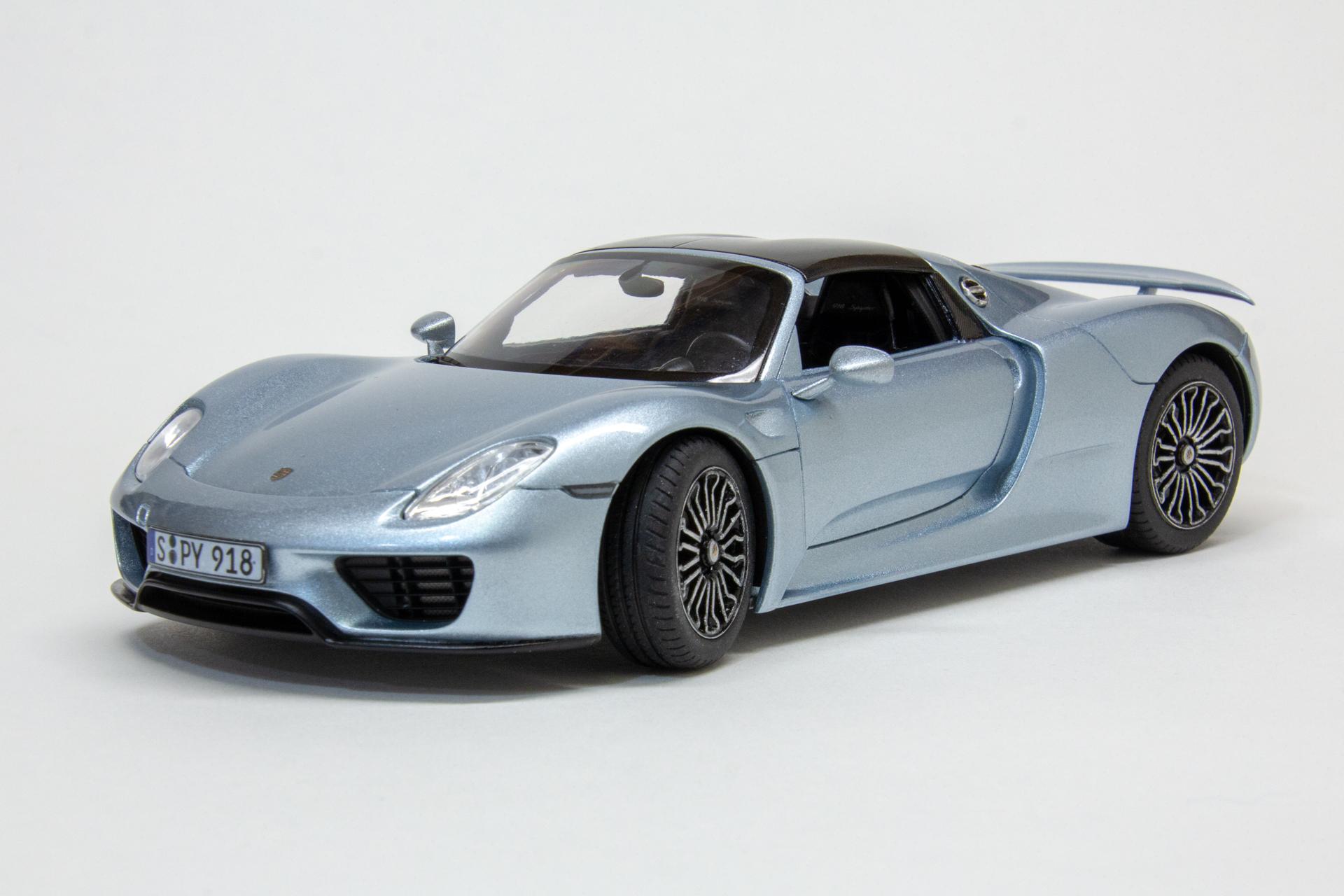 Porsche 918   #8391