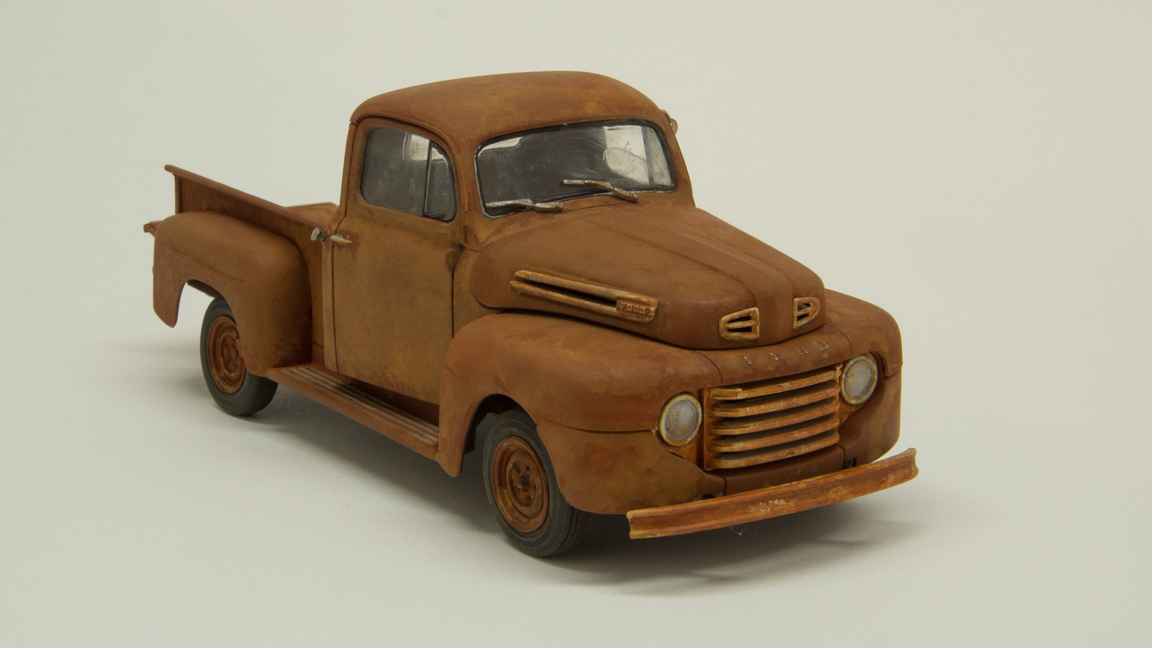 50 Ford Pickup  #9033