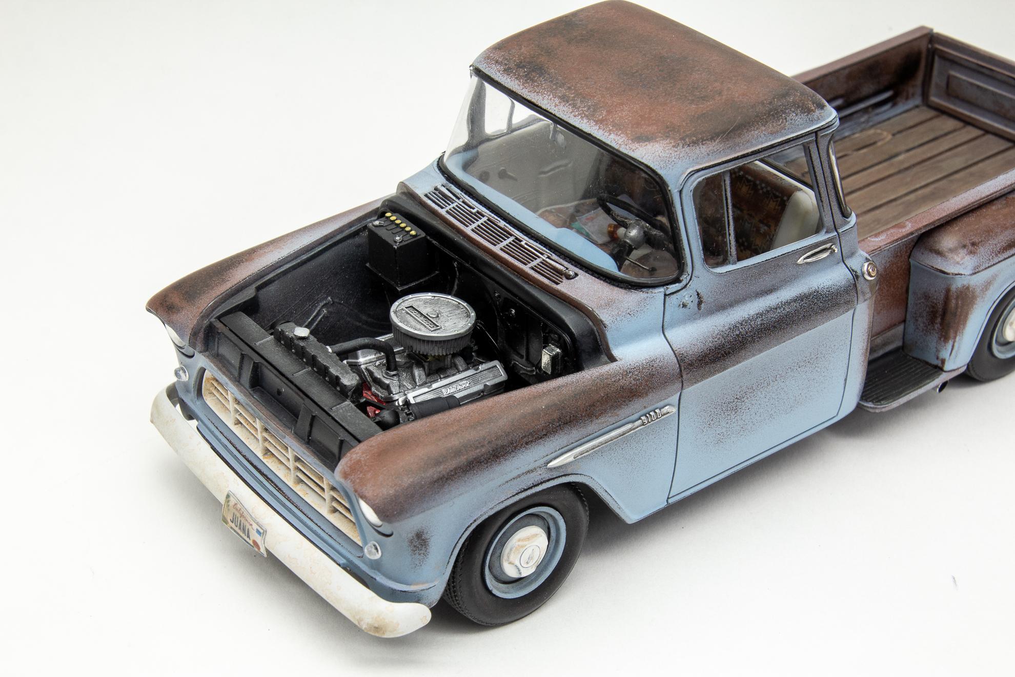 55 Chev Pickup Juana 10
