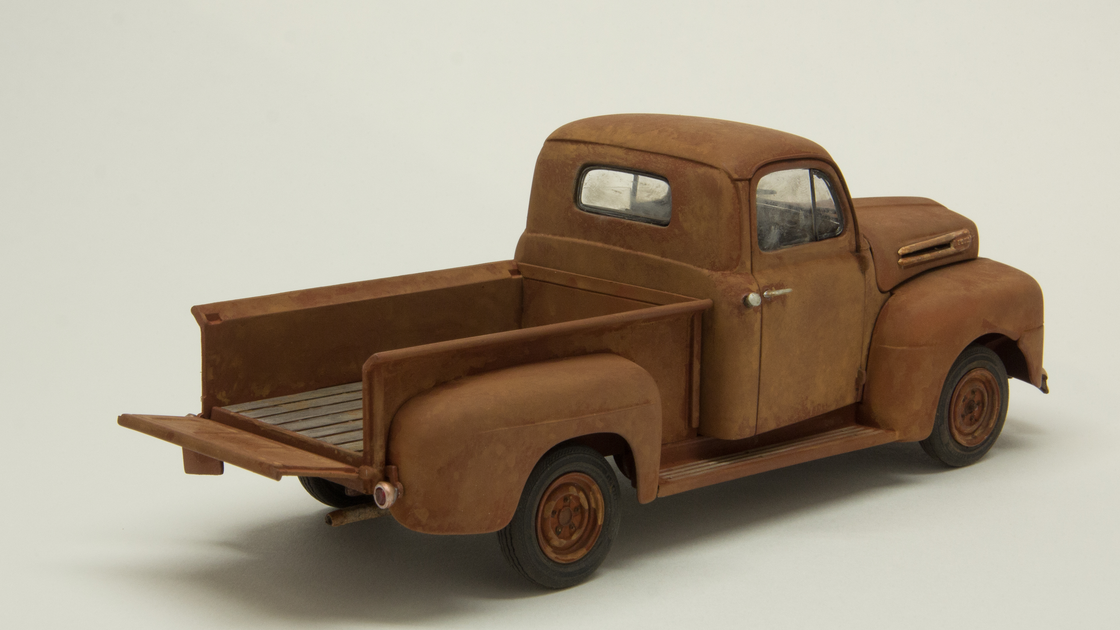 50 Ford Pickup  #9034