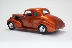 39 Chev Coupe  #8527