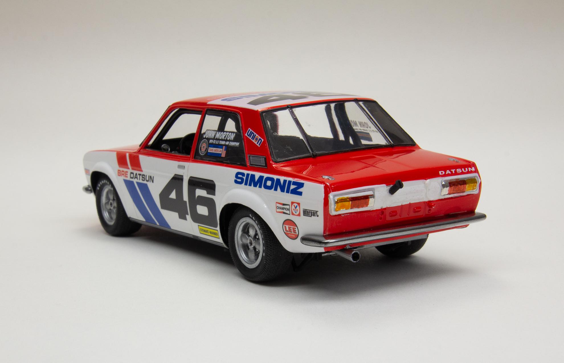 BRE Datsun 510   #8493