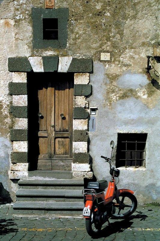Orvieto scooter