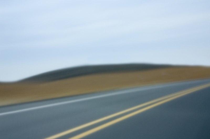 Palouse Road Beyond 092