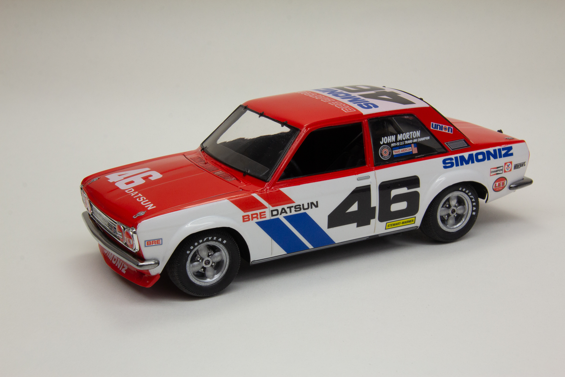 BRE Datsun 510   #8484