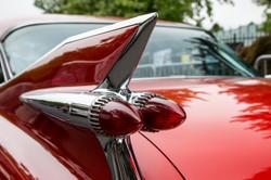 Cadillac fin