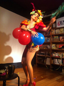 Candy Paradise, vincitrice 2015