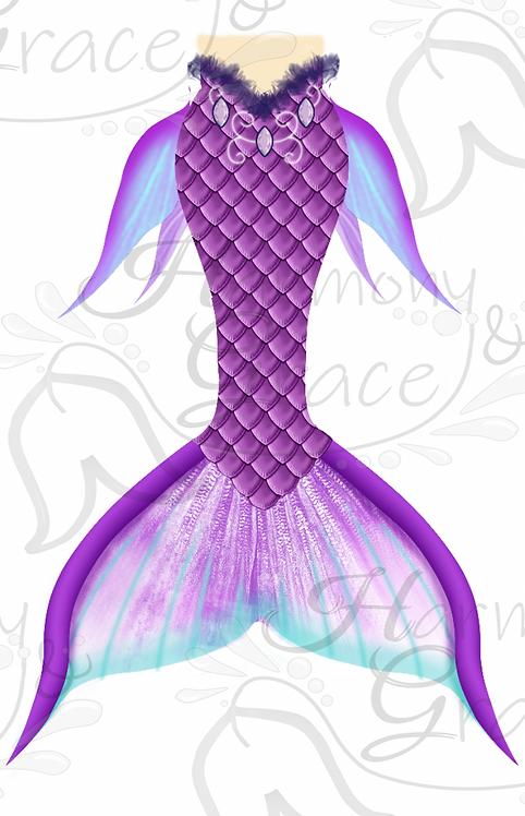 Viola Nebula