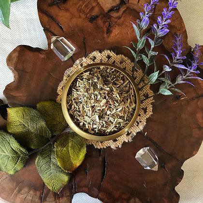 Hyssop Herb (Cut + Sifted)