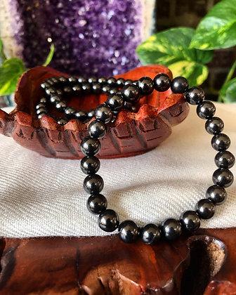 Shungite Crystal Bead Bracelets