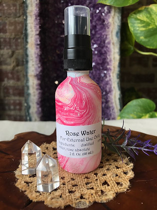 Stone Age Rose Water