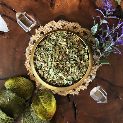 Organic Echinacea Angustifolia Herb (Cut + Sifted)