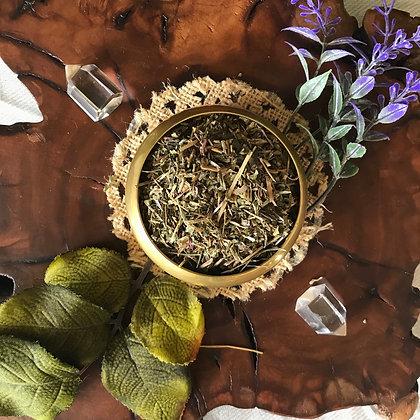 Organic Dandelion Leaf (Cut + Sifted)