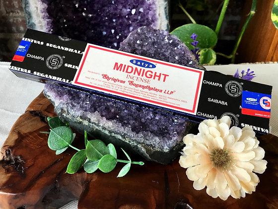 Satya Midnight Incense