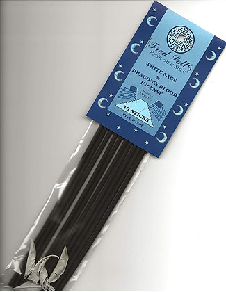 Fred Soll's® White Sage & Dragon's Blood Incense