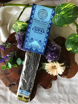 Fred Soll's Magical Copal Incense