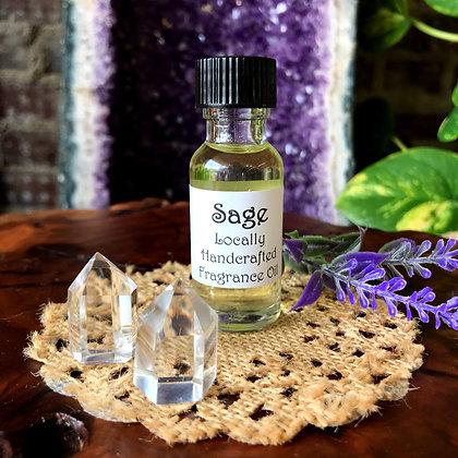Stone Age Sage Fragrance Oil