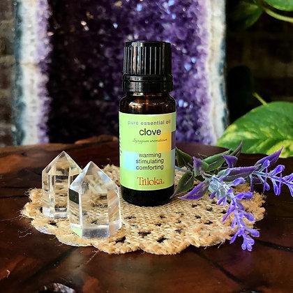 Triloka Clove Pure Essential Oil