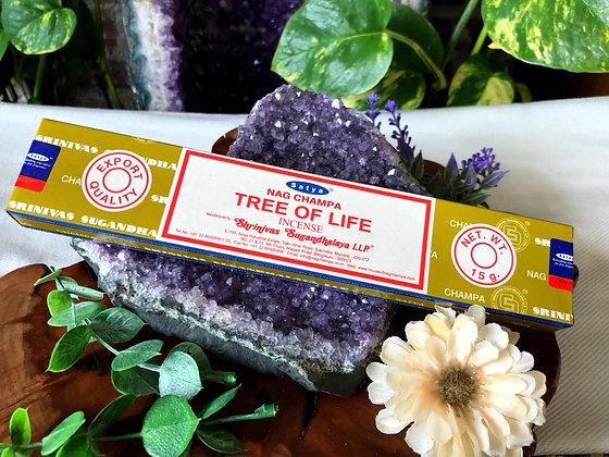 Satya Tree of Life Incense