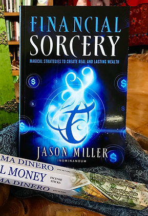 Financial Sorcery by Jason Miller