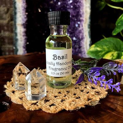 Stone Age Basil Fragrance Oil