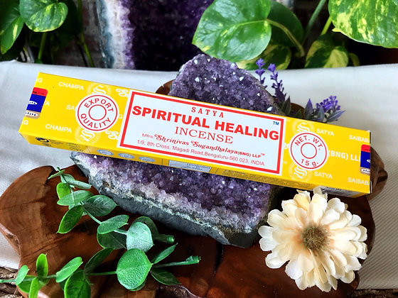 Satya Spiritual Healing Incense