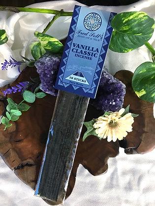 Fred Soll's Vanilla Classic Incense