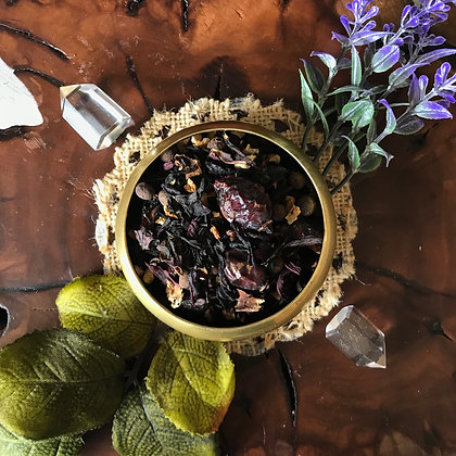 Stone Age The Blossoming Lotus Herbal Tea Blend
