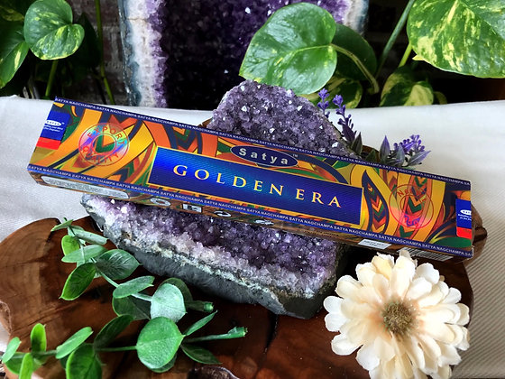 Satya Golden Era Incense