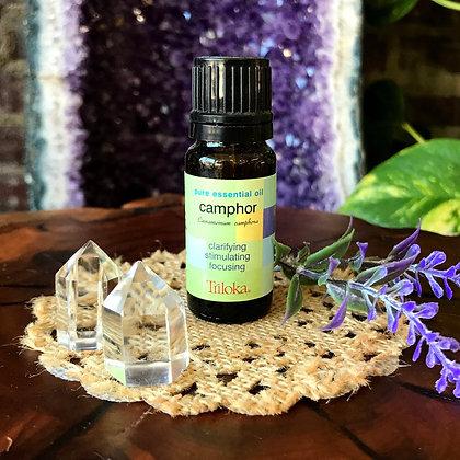 Triloka Camphor Pure Essential Oil