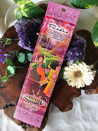 Prabhuji's Gifts Radha Stick Incense